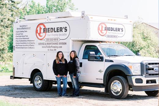 Fiedler Staff